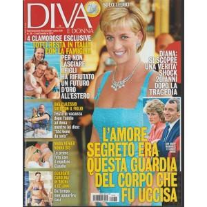 Diva e Donna - Settimanale n. 35 - 5 settembre 2017 - Totti resta in Italia