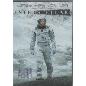DVD - Interstellar - Regista: Christopher Nolan
