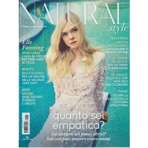"Natural Style - mensile n.171 - Settembre 2017 - Elle Fanning ""sono leale"""