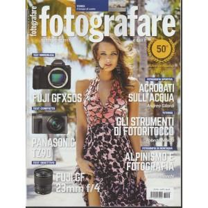 Fotografare - mensile n. 9 Settembre 2017 Tecnica: il tempo di scatto
