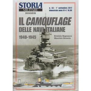 Storia Militare Dossier - bimestrale n. 33 Settembre 2017