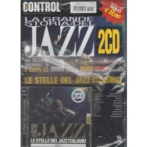 """Doppio CD - La Grande Storia del JAZZ box 5 """"Le stelle del Jazz Italiano"""