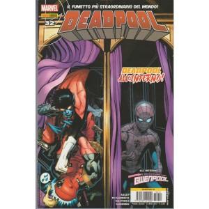 Deadpool - Deadpool N. 32 / 91 - Marvel Italia Panini Comics