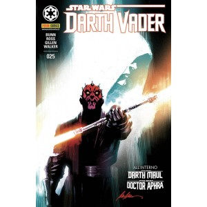 Darth Vader – Darth Maul e Doctor Aphra 25 - Panini Dark   25