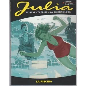 Julia Kendall -mensile n.228 -Settembre 2017- La Piscina- Sergio Bonelli editore