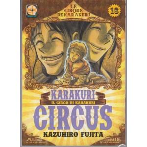 Manga: Yokai Collection 16 – Karakuri Circus 16 - Goen edizioni