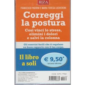 RIZA-Correggi la Postura-Così vinci lo stress,elimini i dolori e salvi la colonna