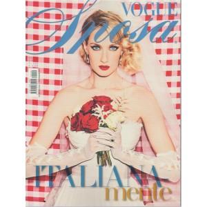 Vogue Sposa - trimestrale n. 140 Settembre 2017 - Italiana-mente