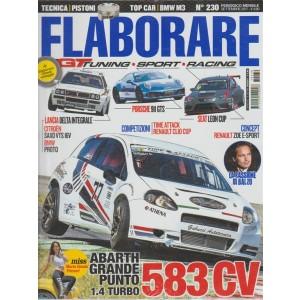 Elaborare - mensile n. 230 Settembre 2017 GT tuninfg - Sport - Racing