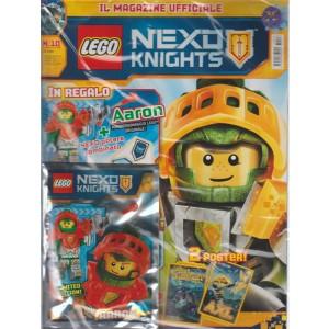Lego Nexo Knights - il Magazine ufficiale n. 10 - 24 Agosto 2017