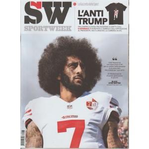 Sportweek - Supplemento del Sabato a Gazzetta dello Sport n.35- 2 Settembre 2017