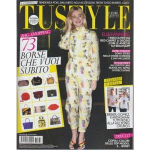 Tu Style - settimanale n. 37 - 5 Settembre 2017 - Elle Fanning