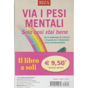 RIZA - Via i pesi Mentali - Solo cosìstai bene - Autore: Davide Mosca