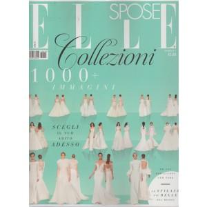 Elle Spose collezioni - semestrale n. 15 Settembre 2017 -1000 + immagini