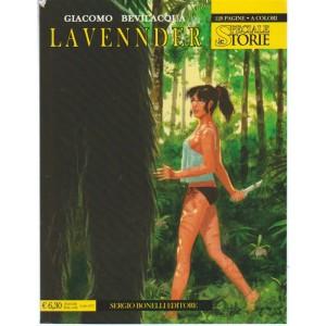 Le Storie Speciale - Annuale n. 4 / luglio 2017 Lavennder - Bonelli editore