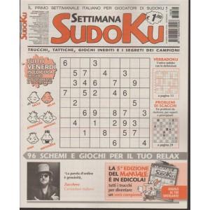 Settimana Sudoku - n. 630 - 8 Settembre 2017
