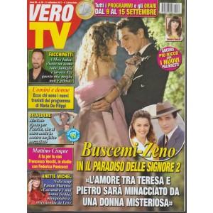 Vero Tv - settimanale n. 36 - 11 Settembre 2017 - Buscemi / Zeno