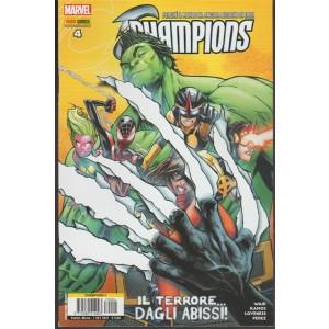 Champions N. 4 - Marvel Italia Panini Comics