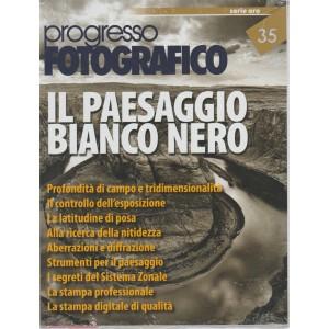 Progresso Fotografico serie Oro vol. 35 Il paesaggio Bianco e nero + vol. 34