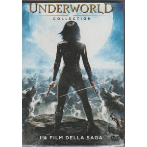 Cofanetto DVD - Underworld Collection: i 4 Film della Saga