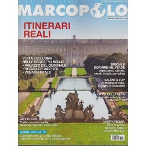 Marco Polo - bimestrale n. 5 Settembre 2017 ITINERARI REALI