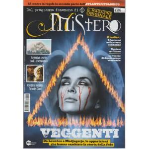 Mistero magazine - mensile n. 54 - settembre 2017 - Veggenti