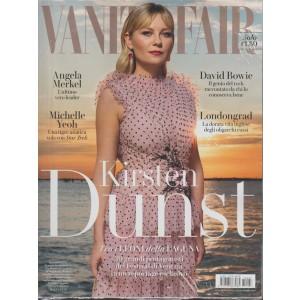 Vanity Fair - settimanale n.37 - 20 Settembre 2017 - Kirsten Dunst, 35 anni
