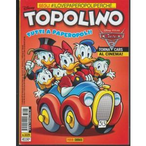 Disney Topolino - Settimanale n. 3225 - 13 Settembre 2017 - Panini Comics
