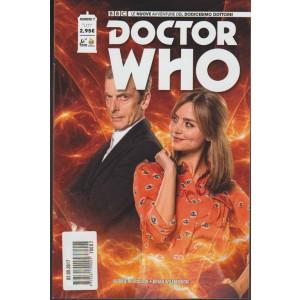 DOCTOR WHO # 7 - giugno 2017 - RW edizioni