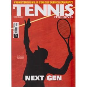 Il Tennis italiano - n. 11 - novembre 2018 - mensile -
