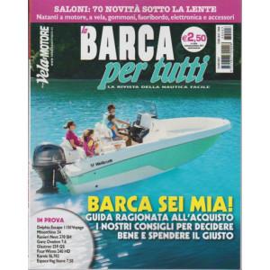 Abbonamento La Barca Per Tutti (cartaceo  trimestrale)