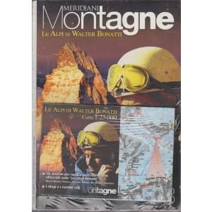 Meridiani Montagne n. 53 Novembre 2011 - Le Alpi di Walter Bonatti - Riedizione