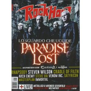 Rockhard Extra - bimestrale n. 17 settembre 2017 - Paradise LOST