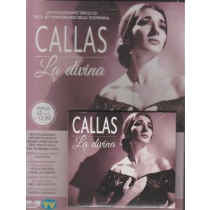 "Triplo CD - Callas ""La Divina"" by Sorrisi e canzoni TV"