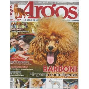 Argos - mensile n. 52 Ottobre 2017 - Barboni: eleganza e intelligenza