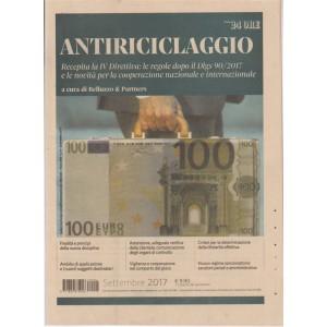 Antiriciclaggio-Guida by il Sole 24 Ore-Settembre2017 a cura Belluzzo & Partners