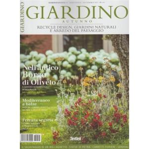 Giardinantico - Semestrale n. 44 Settembre 2017 Giardino Autunno
