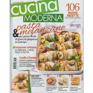 Cucina Moderna - mensile n. 8 Agosto 2017 - Pasta e Melanzane