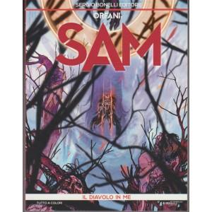 Orfani: SAM - mensile n. 6 settembre 2017 - Il Diavolo In Te