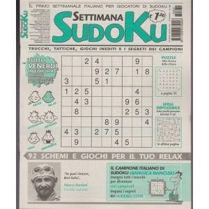 Settimana Sudoku - n. 631 - 15 Settembre 2017