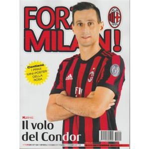 Forza Milan - mensile n. 9(605) - settembre 2017 - KALINIC