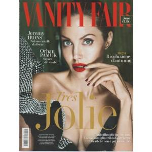 Vanity Fair - settimanale n.38 - 27 settembre 2017 - Angelina Jolie, 42 anni