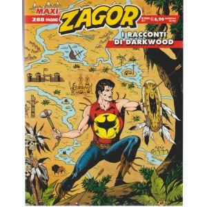 Zagor Maxi - quadrimestrale n. 31 Settembre 2017 - I Racconti di Darkwood