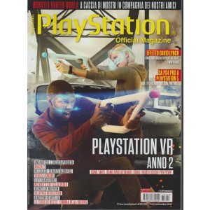 Playstation Official magazine-mens.n.43 settembre2017da PS4 PRO a Playstation 5