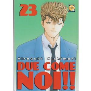 Manga: HIRO COLLECTION 43 DUE COME NOI 23 - Goen edizioni