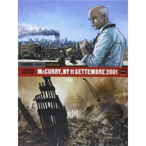 Historica Special - McCURRY, NY 11 Settembre 2001 - Mondadori Comics