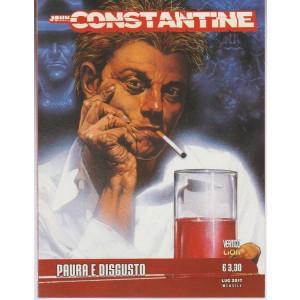 John Constantine mensile n.20 Luglio 2017  Paura e disgusto