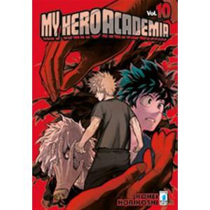 Manga: MY HERO ACADEMIA #10 - Star Comics collana Dragon #231