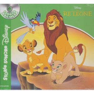Storie sonore Disney: libro + CD - vol. 7 il Re Leone