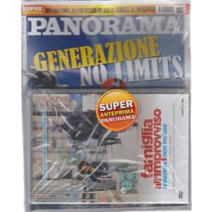 Panorama - settimanale n.40(2678) - 21 Settembre2017+DVD Famiglia all'improvviso